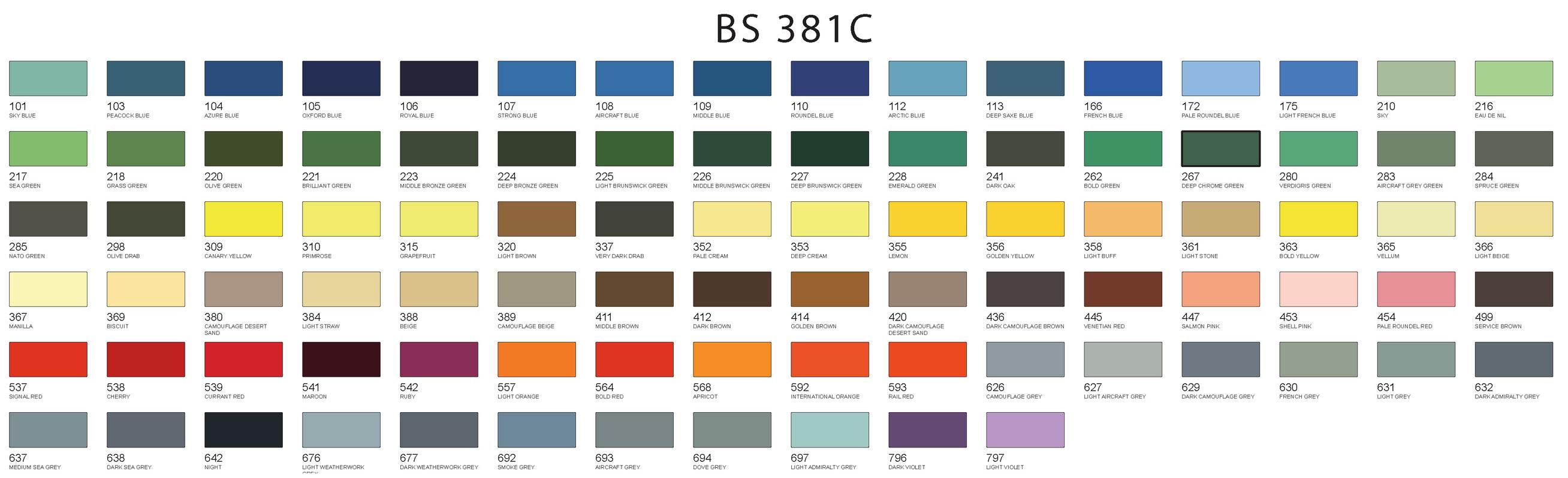 Powder coating colour charts 381c ral 4800 devon powder coating bs 381c powder coating colour charts nvjuhfo Images